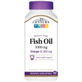 Fish Oil 1000 mg Enteric Coated