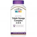 Triple Omega Complex 3-6-9