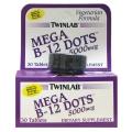 Mega B-12 Dots 5000 mcg
