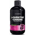 L-Carnitine Liquid + Chrome