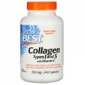 Collagen Types 1 and 3 with Vitamin C