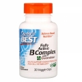 Fully Active B Complex with Quatrefolic