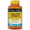 Calcium Citrate Plus Vitamin D3