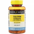 Calcium Citrate Plus Vitamin D3