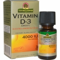 Vitamin D-3 Drops 4000 IU