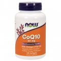 CoQ10 60 mg with Omega-3 Fish Oil
