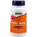 Folic Acid 800 mcg + B-12