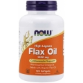 Flax Oil High-Lignan 1000 mg