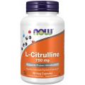 L-Citrulline 750 mg (срок 30.04.21)