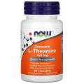 L-Theanine Chewable 100 mg