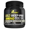 Gold Beef-Pro Amino Mega Tabs
