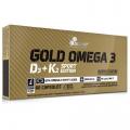 Gold Omega-3 D3+K2 Sport Edition