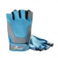 Перчатки Fitness One [голубые]