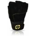Перчатки Yellow Style [кожаные]