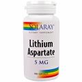 Lithium Aspartate 5 mg