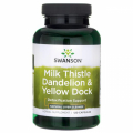 Milk Thistle Dandelion & Yellow Dock