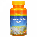 Hyaluronic Acid MSM