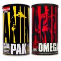 [COMBO] Animal Pak + Omega