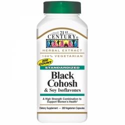 Black Cohosh & Soy Isoflavones