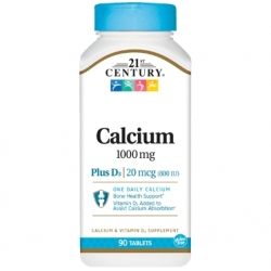 Calcium 1000 mg Plus D3 800 IU