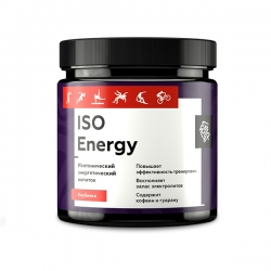 ISO Energy (срок 05.08.17)