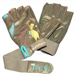 Перчатки Voodoo (голубые)
