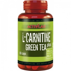 L-Carnitine Green Tea Plus