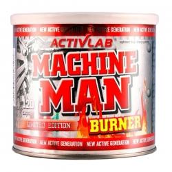 Machine Man Burner