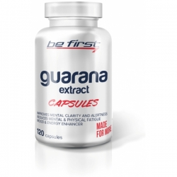 Guarana Extract Caps