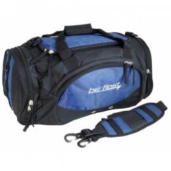 Спортивная сумка (темно-синяя)