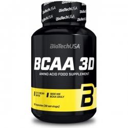 BCAA 3D