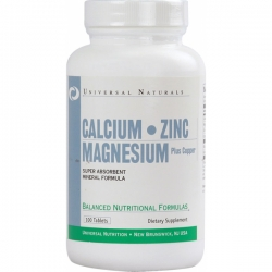 Calcium Zinc Magnesium