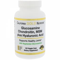 Glucosamine Chondroitin, MSM plus Hyaluronic Acid