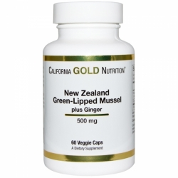 New Zealand Green-Lipped Mussel 500 mg