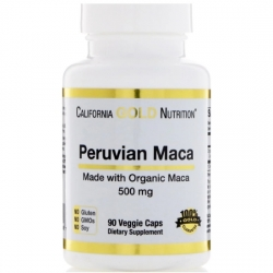 Peruvian Maca 500 mg