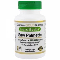 Saw Palmetto 320 mg Extract