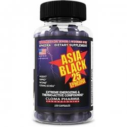 Asia Black