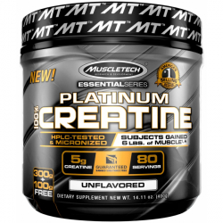 Platinum 100% Creatine