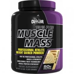 100% Pure Muscle Mass (срок 30.04.17)