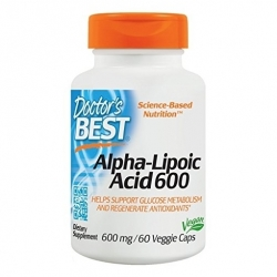 Alpha-Lipoic Acid 600