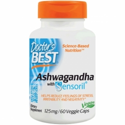 Best Ashwagandha Sensoril 125 mg