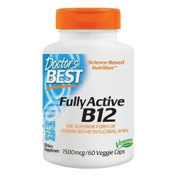 Fully Active B12 1500 mcg