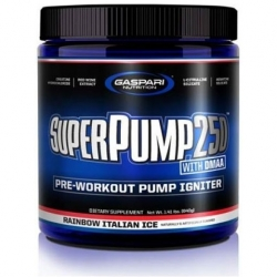 SuperPump 250 DMAA