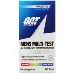 Mens Multi+Test