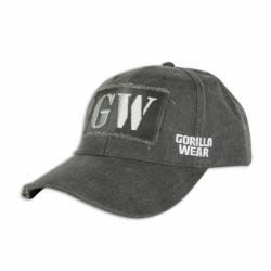 Бейсболка Washed GW-99123