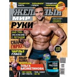 журнал Железный Мир №3 2015