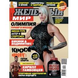 журнал Железный Мир №1-2 2015