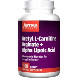 Acetyl-L-Carnitine Arginate + Alpha Lipoic Acid