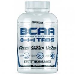 BCAA 8-1-1 Tabs