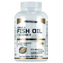 Omega 3 Fish Oil + Vitamin E